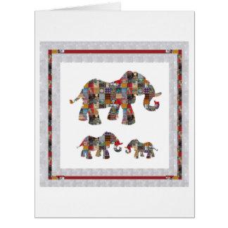 LowPRICE SpecialSIZES Cards NVN480 ELEPHANT ANIMAL