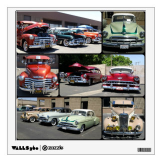 Lowrider Bombs Wall Decal