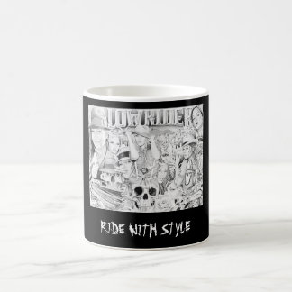 lowrider coffe cup  RIDE WITH STYLE Mug