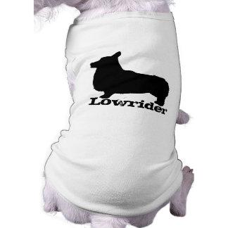 Lowrider Corgi Pet Clothing