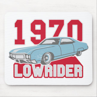 Lowrider Mouse Pad
