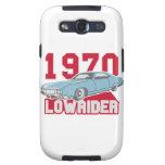 Lowrider Samsung Galaxy S3 Carcasas