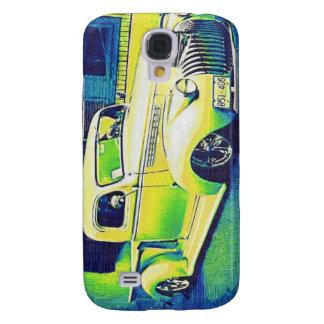 Lowrider Vintage Auto Galaxy S4 Cover