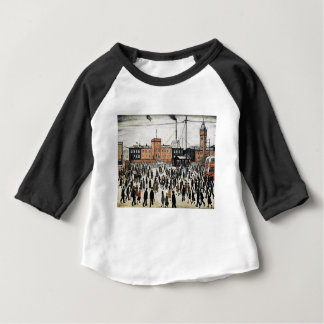 lowry going to work design baby T-Shirt