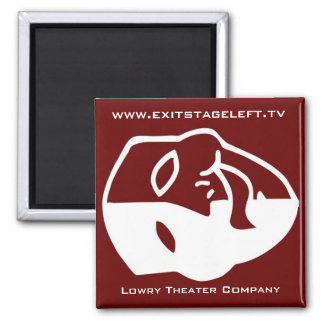 Lowry Theater Magnet