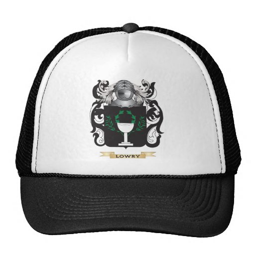 Lowry-(Tyrone) Coat of Arms (Family Crest) Hats