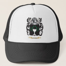 Lowry-(Tyrone) Coat of Arms (Family Crest) Trucker Hat