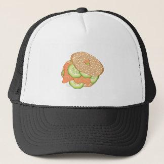 Lox & Bagel Trucker Hat