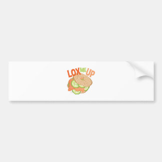 Lox Me Up Bumper Sticker