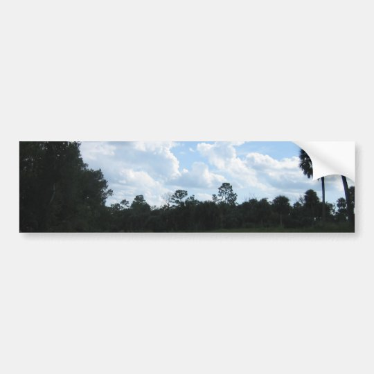Loxahatchee River Bumper Sticker