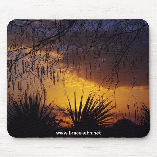 Loxahatchee Sunset Mouse Pad