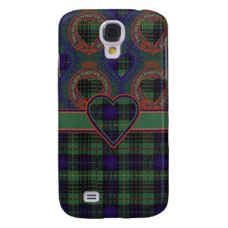 Loy clan Plaid Scottish kilt tartan Samsung Galaxy S4 Covers