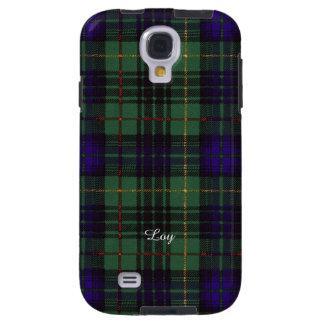 Loy clan Plaid Scottish kilt tartan Galaxy S4 Case