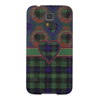 Loy clan Plaid Scottish kilt tartan Galaxy S5 Cover