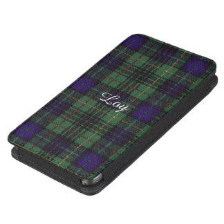 Loy clan Plaid Scottish kilt tartan