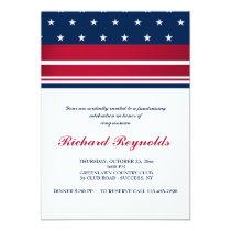 Loyal American Patriotic Invitation