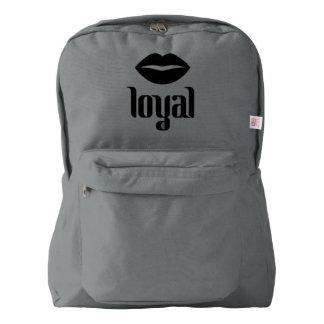 LOYAL Backpack, Smoke Backpack