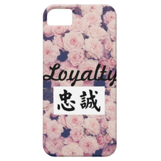 Loyal Floral case iphone 5/5s iPhone 5 Cases