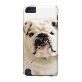 Loyal White Bulldog Photograph iPod Touch 5G Case