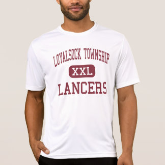 Loyalsock Township - Lancers - Williamsport T-Shirt