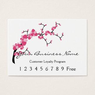 Loyalty Card :: Cherry Blossom Tree Branch