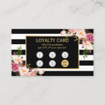 """Loyalty Card Vintage Gold Floral Beauty Salon<br><div class=""""desc"""">Create your own Loyalty Card with this &quot;Vintage Gold Floral Beauty Salon&quot; template. It&#39;s easy and fun! (1) For further customization, please click the &quot;Customize&quot; button and use our design tool to modify this template. All text style, colors, sizes can be modified to fit your needs. (2) If you prefer...</div>"""