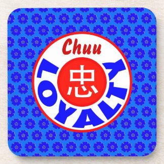 Loyalty - Chuu Drink Coaster