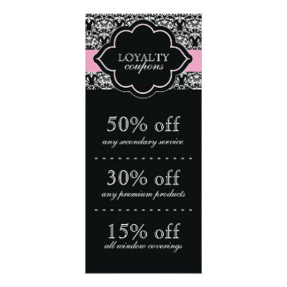 Loyalty Coupon Cards