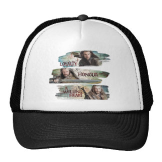 Loyalty, Honor, A Willing Heart Hat