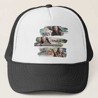 Loyalty, Honor, A Willing Heart Trucker Hat