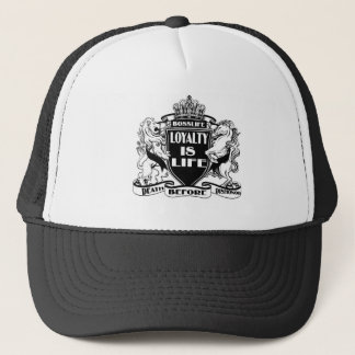 LOYALTY IS LIFE HAT