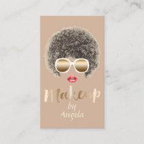 Loyalty Punch Card | Modern Natural Hair Makeup