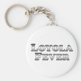 Loyola Fever - Basic Keychains