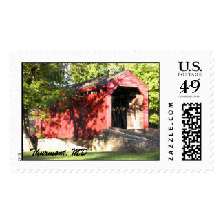 Loy's Station #2, Thurmont, MD Stamp