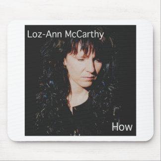Loz-Ana McCarthy Mousepad