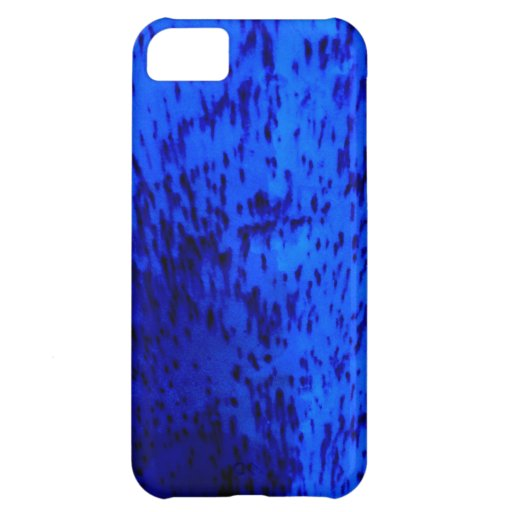 Loza de barro del azul de cobalto