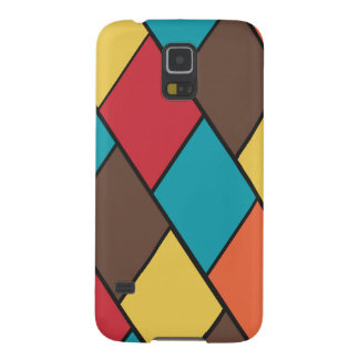 Lozenges and Tiles Pattern - Samsung Case