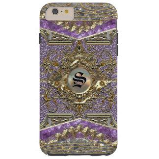 Lozère Baroque  Monogram Plus Tough iPhone 6 Plus Case