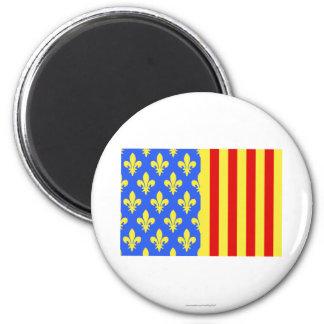 Lozère flag magnets