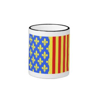 Lozère flag mug