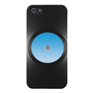 LP DIsk Cover For iPhone 5/5S