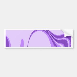 LP Flourish Bumper Sticker