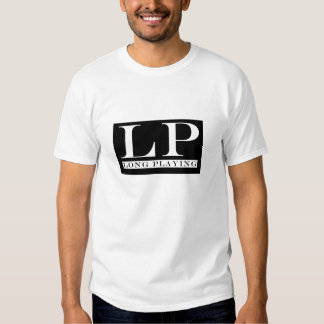 LP Long Playing T-Shirt