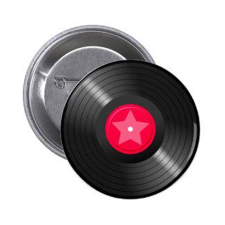 LP Record02 Pin