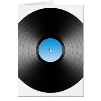 LP Record Card