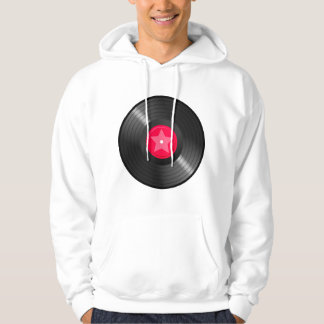 LP Record Hoodie