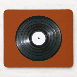 LP Record Series Mouse Pad
