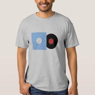 LP Record T-Shirt