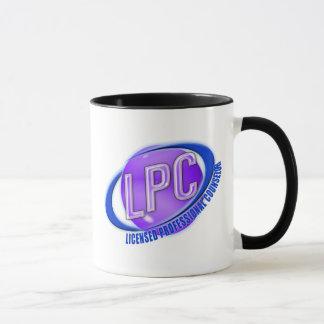 LPC SWOOSH LOGO LICENSED PROFESSIONAL COUNSELOR MUG