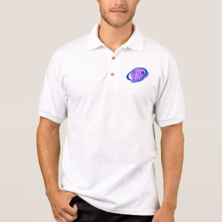 LPC SWOOSH LOGO LICENSED PROFESSIONAL COUNSELOR POLO SHIRT
